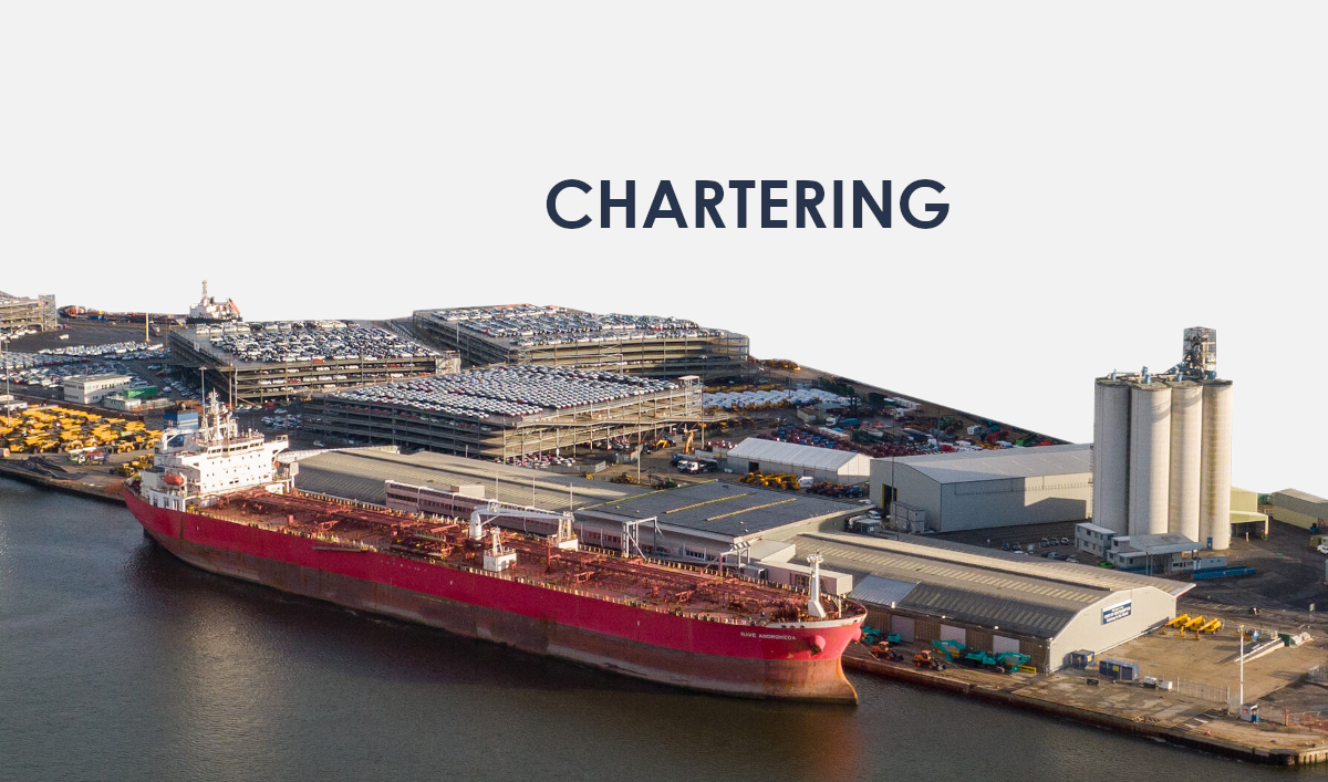Independent dry and liquid cargo shipbroker dealing mainly in the following commodities: dpp, cpp, biofuels, forestry products, steel and project cargoes