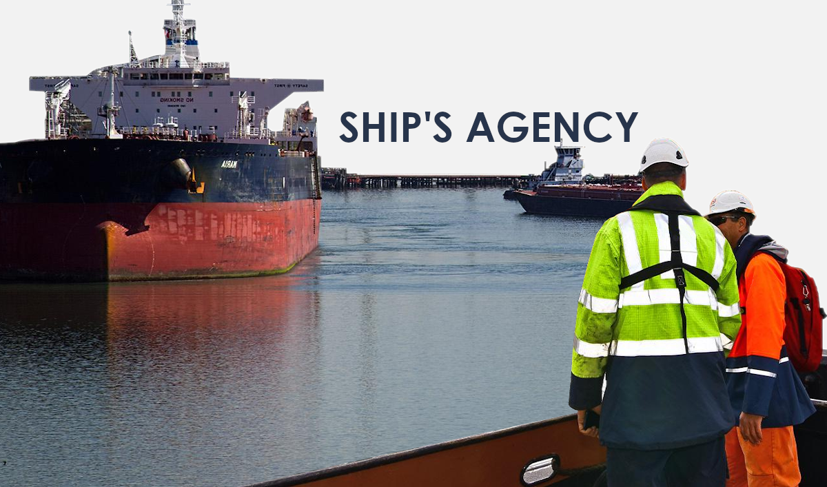 Comprehensive Port Agency services in all major Baltic sea ports for all types and sizes of vessels from coaster to VLCC carrying cargoes as diverse as bulk, general and liquid
